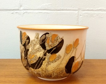 Danish Modern Plant Pot or Bowl by Ellen Malmer for Royal Copenhagen
