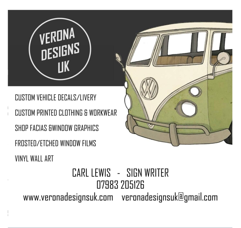 Vinyl DecalsStickers Veronadesignsuk - Custom vinyl decal stickers uk