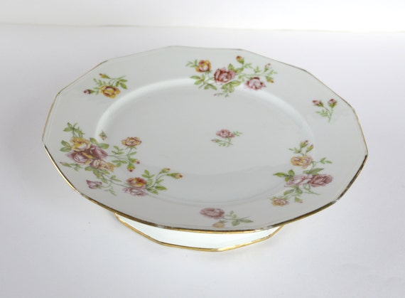 Limoges Cake Stand
