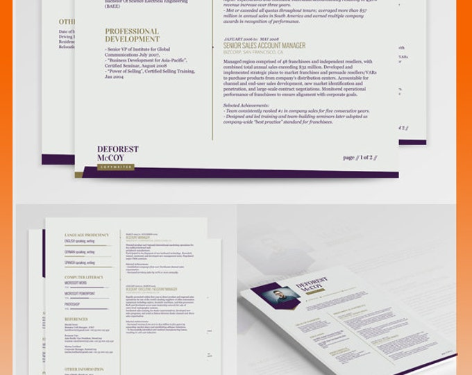 Writing resumes templates