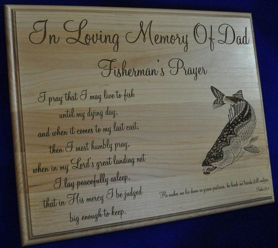 In Memory Dad Parent Daddy: In Loving Memory Memorial Gift Sympathy Gifts Engraved