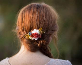 Autumn wedding color trends