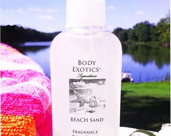 Beach Sand perfume Beach Sand Perfume Body Mist Like a Day at the Beach Coppertone Beach Perfume Beach Sand Perfume Beach Sand Perfume Mist