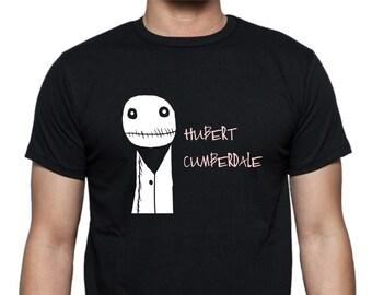 Salad Fingers Hubert Cumberdale T-shirt - Vinyl, Various Sizes/Colours