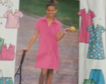 Girl's Dress ,  top & Shorts
