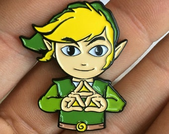 Tutting Link Heady Hat Pin