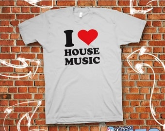 Chicago house music etsy for Chicago house music