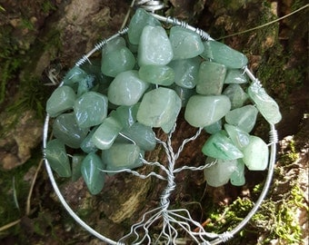 Tree of Life - Green Aventurine