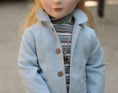 A Girl For All Time® Four   Piece Outfit featuring the Are We There Yet? Car Coat
