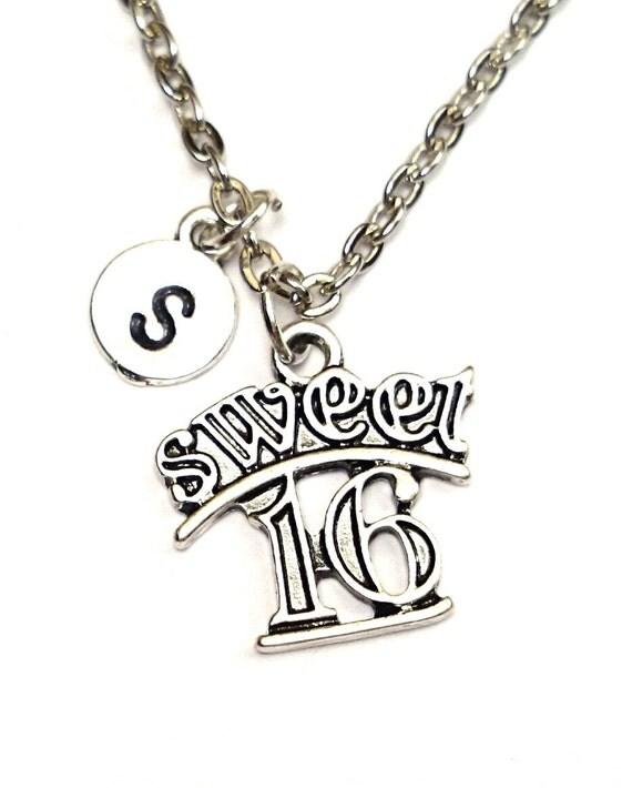 Sweet 16 Charm Bracelet: Sweet 16 Necklace Sweet 16 Charm Sweet 16 By