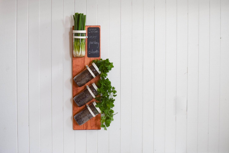 Vertical Garden Indoor Herb Garden Succulent Planter Mason