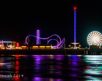 Pleasure Pier - Galveston Texas