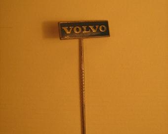vintage badge volvo- made by Sporrong Sweden
