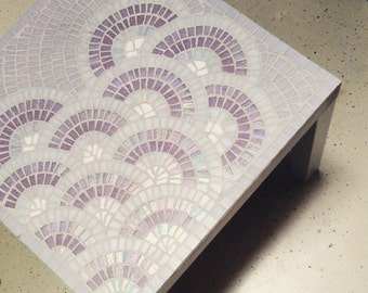 """Mosaic Coffee Table """"Fractals"""""""