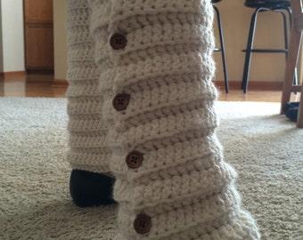 Crocheted Legwarmers