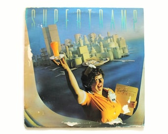 Supertramp Etsy
