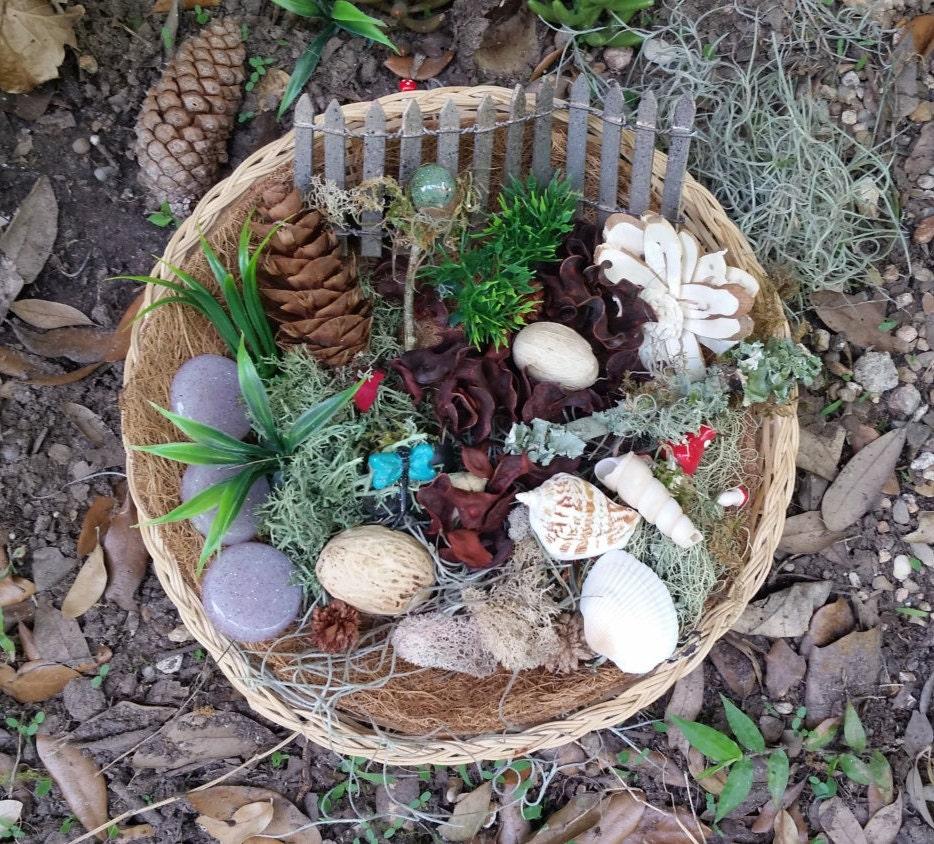 Fairy garden kit fairy garden accessories by for Fairy garden kits