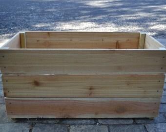 Cedar Planter Box - Large