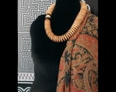 Contemporary Classic Tribal design, African chic, modernist sophistication