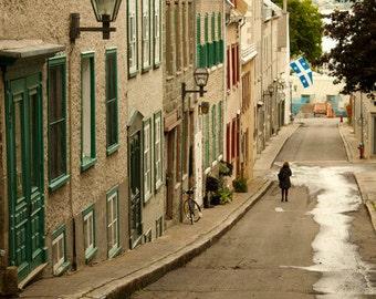 BOGO (Buy one, get one free) - Old Quebec II - Fine art print - Borderless photo