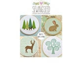 SALE, Pick any 4 cross stitch patterns by Sewingseed, Sent by email,  Buy 3 get one free