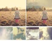 After the Rain Cloud Photo Textures