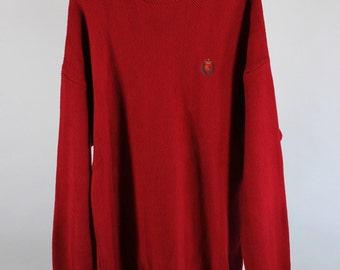 Ralph Lauren Sweater Vest . Chaps. Pullover Sweater Vest.