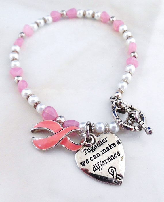 breast cancer bracelt