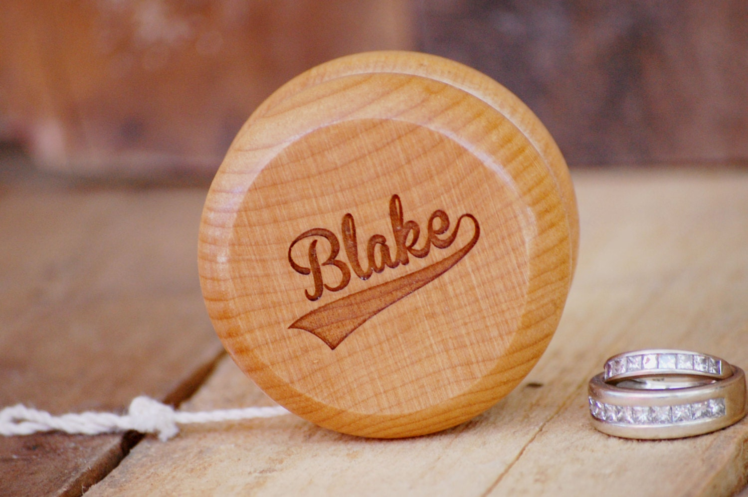 Wedding Gift Ideas For Kids: Kids Wedding Favors Ring Bearer Gift Personalized Yo Yo Ring