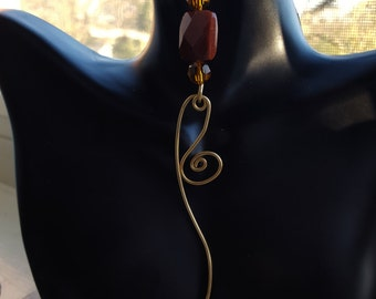 MySoulSaysYes ... Handmade jewelry ...Handmade earrings ..shoulder sweeper .. dangle .. jewlery lovers .. wearable art ..