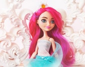 Mermaid Scale top for Ever After doll
