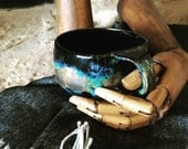 Cold Hands??? Warm Coffee! Hand thrown mug...