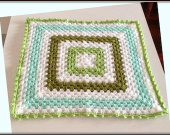 crochet blanket, Crochet baby afghan blanket, pram blanket, crochet afghan, crochet throw, baby shower gift, stroller blanket, lovey