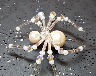 Elegant Pearl Spider