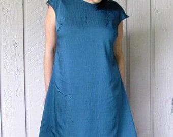 Custom Reversible Dress w/Capsleeves FREE SHIPPING
