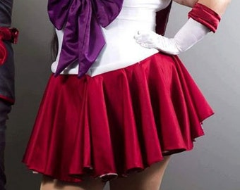 Full Sailor Scout Cosplay