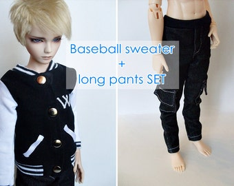 BJD clothes - msd clothes - bjd clothing - bjd outfit - sd clothes - yosd clothes - minifee clothes - bjd 1/3 - bjd 1/4 - bjd 1/6 - jacket