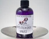 Anti Itch Dog Spritz - Natural Non Toxic Flea and Tick Spray