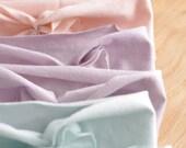 Organic and naturally hand dyed 100% cotton jersey headband