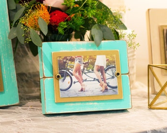 Wood Picture Frame | Wood | Aqua Frame
