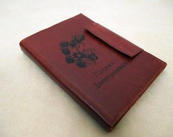 """Notepad """"Beekeeper"""