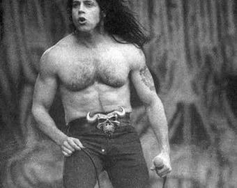 Glenn Danzig  Rare Poster