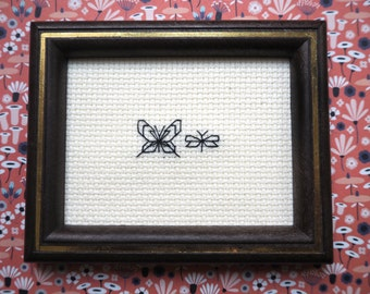 "Embroidery thumbnail ""Motte Menage"""