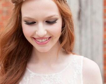 Crystal Garland Bridal Halo Headdress