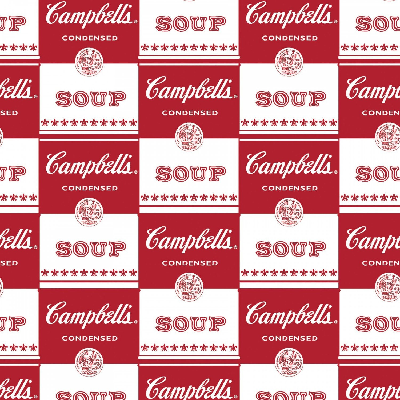 Campbell`S Soup Label Program