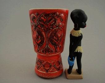 Vintage vase / Bay / 96 17 | West Germany | WGP | 60s