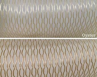 Sheer Drapery, Elegant Pinch Pleat Sheer, Window Treatments, *Honeycomb*