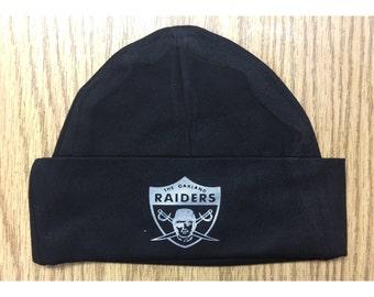 Raiders themed hat