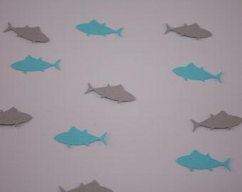 Cut Out Tuna Fish