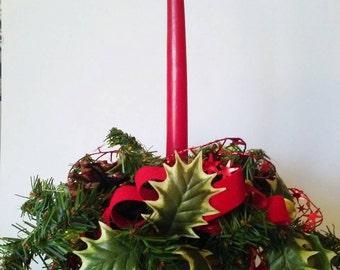 Vintage Christmas Floral Arrangement, Christmas Decorations, Christmas Decor, Christmas Gift, Holiday Decor, Holiday Decorations, Holiday